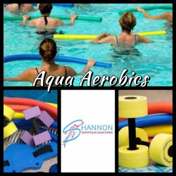 Aqua Aerobics Shannon Leisure Centre