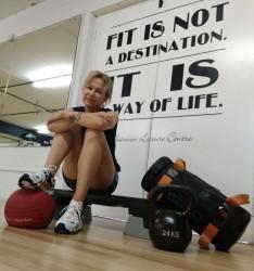 Ania Grzegorek PT Shannon Leisure Centre