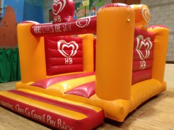 HB Bouncy Castle Shannon Leisure Centre