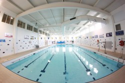 Swimming pool Shannon Leisure Centre