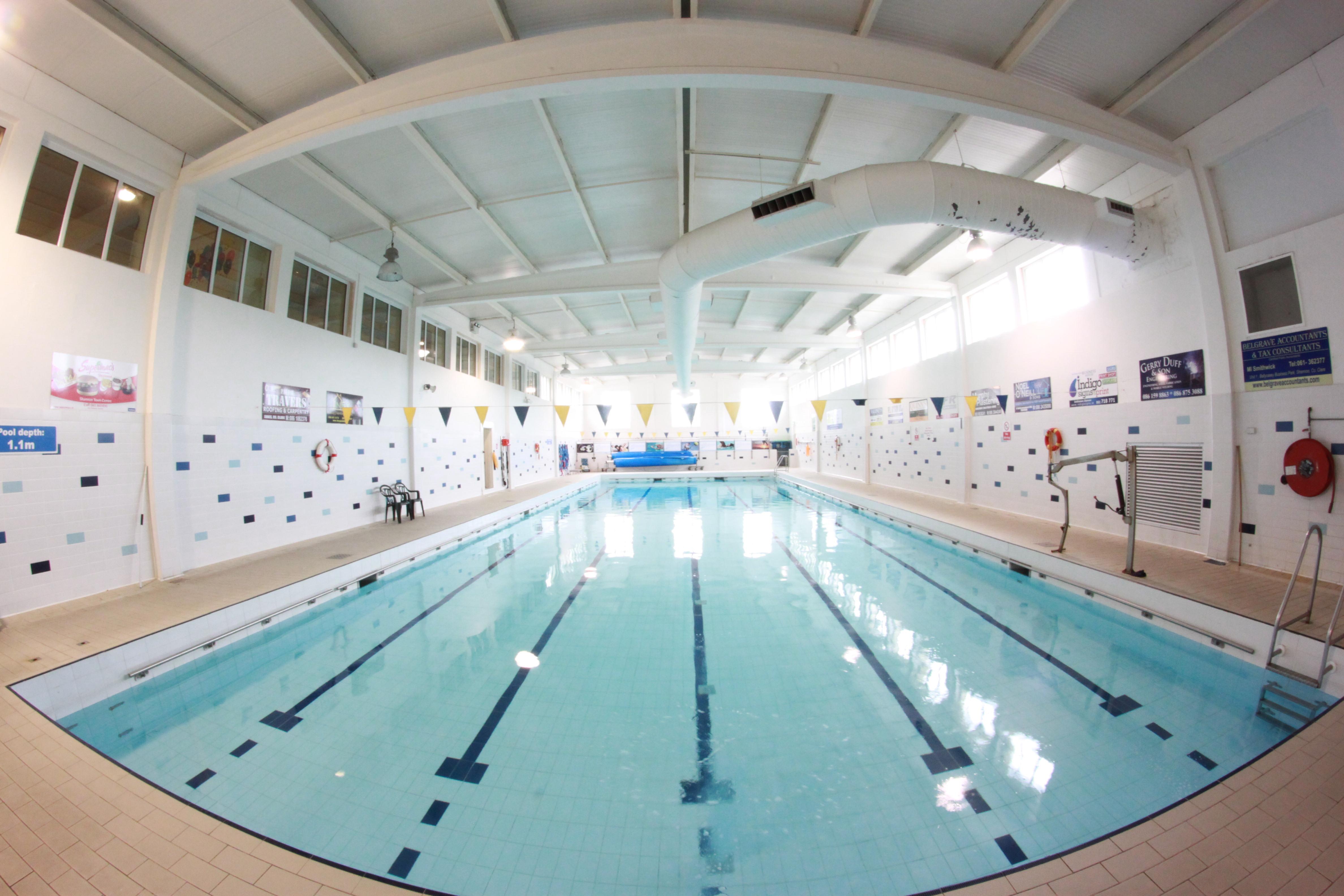 Facilities gym pool astro turf shannon leisure - University of alberta swimming pool ...