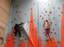 Indoor Climbing Wall Shannon Leisure Centre