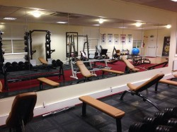 New Strength & Conditioning Gym