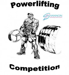 Power Lifting Competition Shannon Leisure Centre
