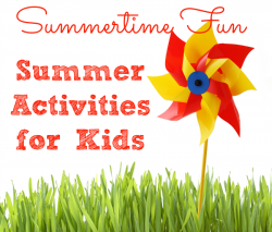 Summer Activities Shannon Leisure Centre