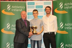 Gearoid McMahon Shannon High performance