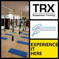 TRX Suspension Training Shannon Leisure Centre