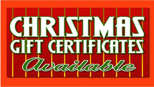 Christmas Gift Voucher Shannon Leisure Centre