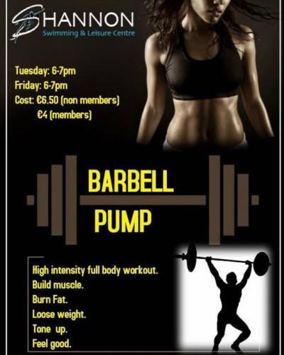 barbell-pump