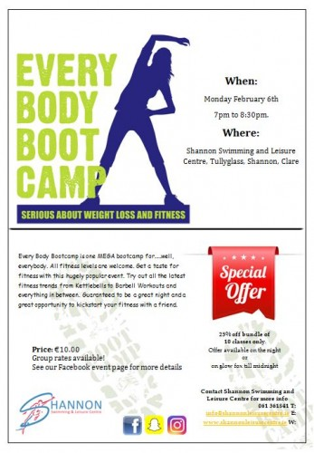 Every Body Bootcamp