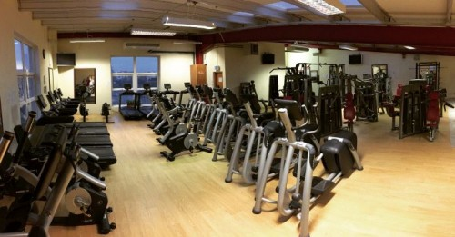 Cardio Gym Shannon Leisure Centre
