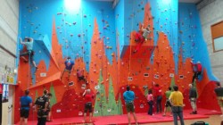 Climbing Wall Shannon Leisure Centre