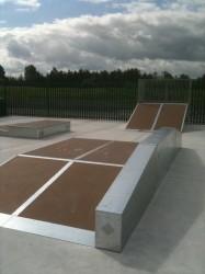 Skate Park Shannon Leisure Centre
