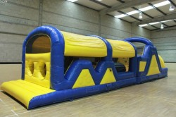 Inflatable Obstacle Course Shannon Leisure Centre