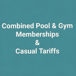 Combined Pool & Gym Memberships Shannon Leisure Centre