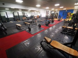 Strength & Conditioningh Gym Shannon Leisure Centre