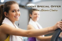 student special offer Shannon leisure centre