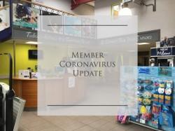 Shannon Leisure Centre member coronavirus update