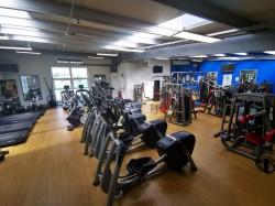 Cardio/Resistance Gym Shannon Leisure Centre