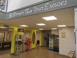 new-led-lighting-Shannon Leisure Centre