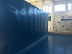 pool-blanket-Shannon Leisure Centre